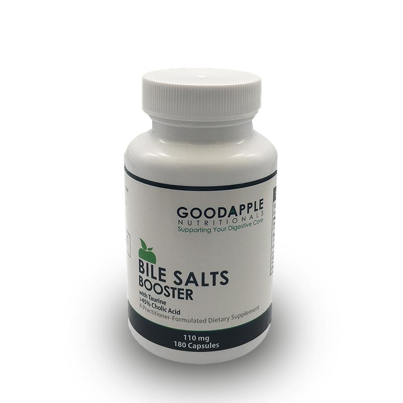 Bile Salts Booster with Taurine (Purified Ox Bile